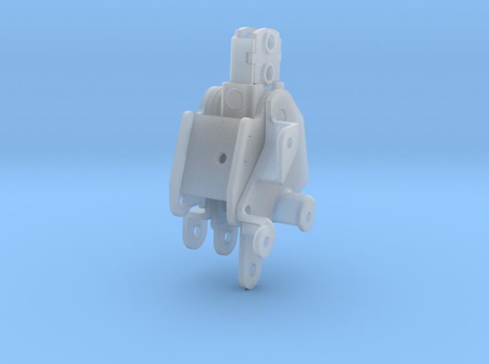 1/8 Hurst 4 Speed Shifter For Muncie Transmission 3d printed