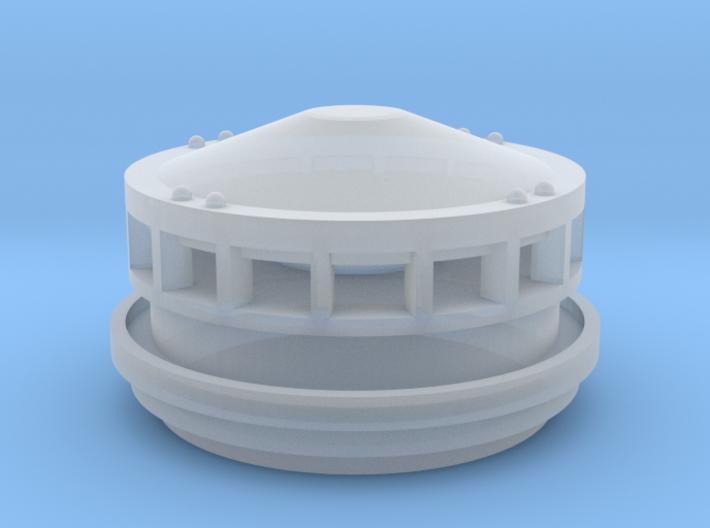 ER Detector 3d printed