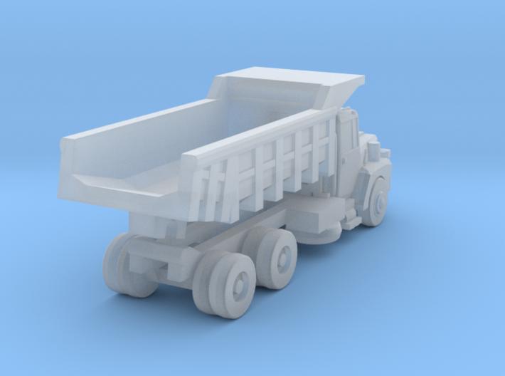 Mack Dump Truck - Nscale 3d printed