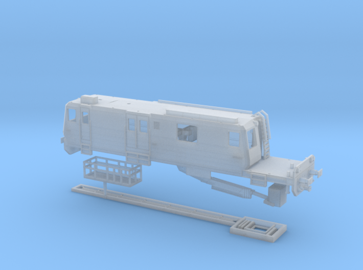 ÖBB X552 in 1:160 für TM-04 15m 3d printed
