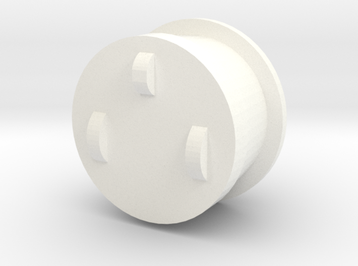 Feed Pusher 3d printed