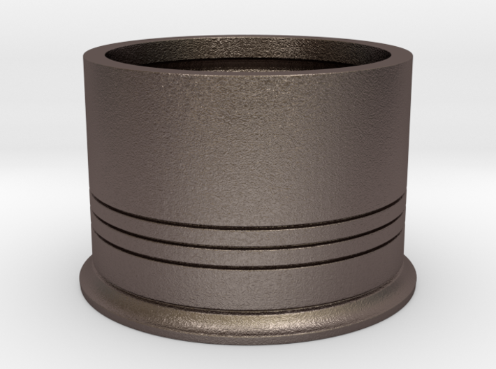 Shotshotglass Base 3d printed