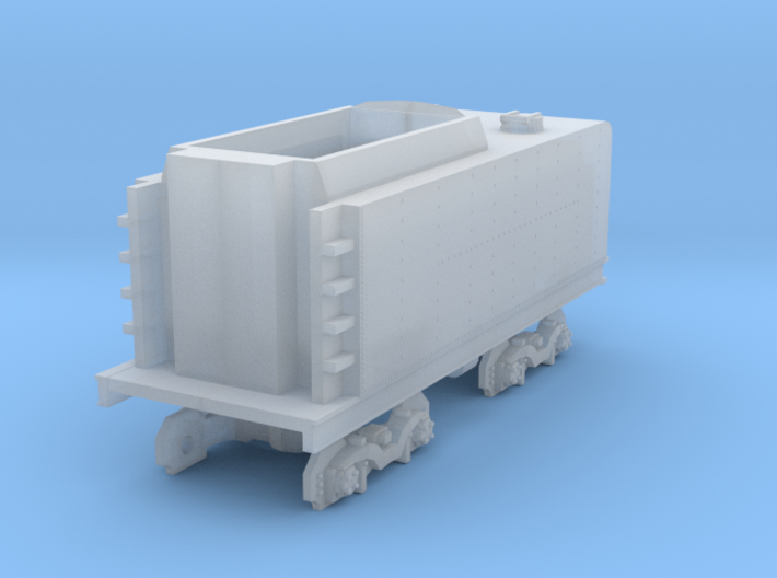 NZR K Coal Tender NZ120 3d printed