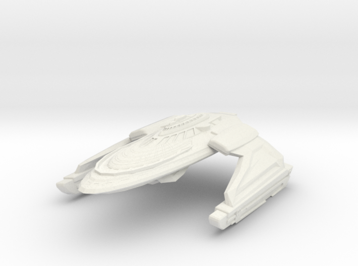 Diplomacy Class Diplomacy Transport Destroyer 3d printed