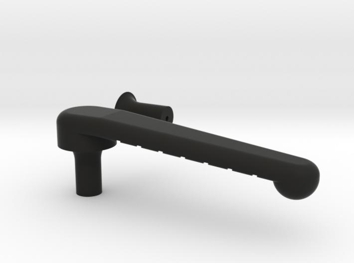 Busse Clip Low Profile 3d printed