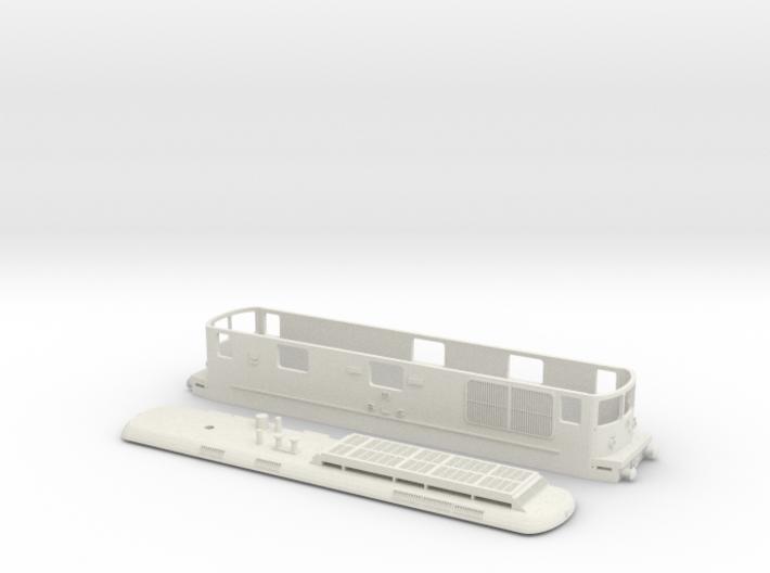 BLS Re 4/4 179 - TT Scale 3d printed