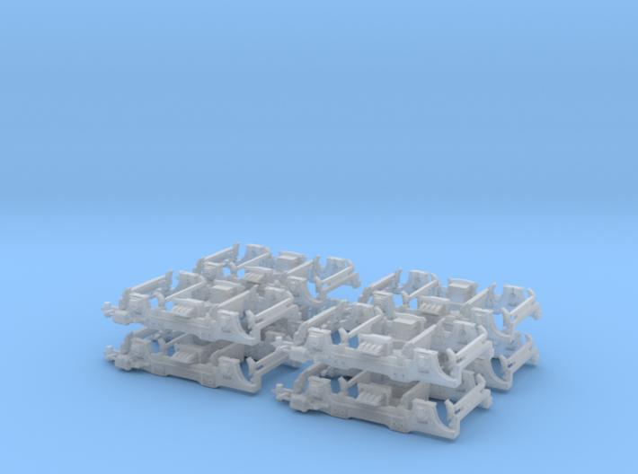 T113p CPR type1b ab offset x8 N 3d printed