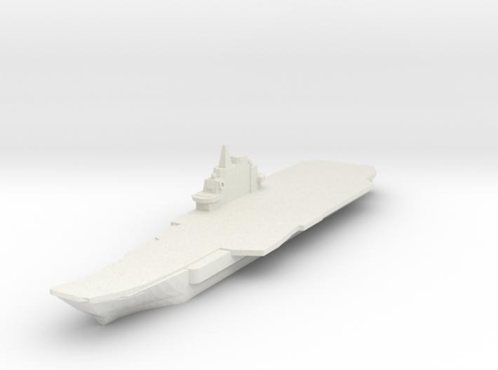 Liaoning / Varyag 1:1200 X1 3d printed