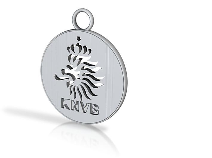 KNVB logo pendant 1c 3d printed
