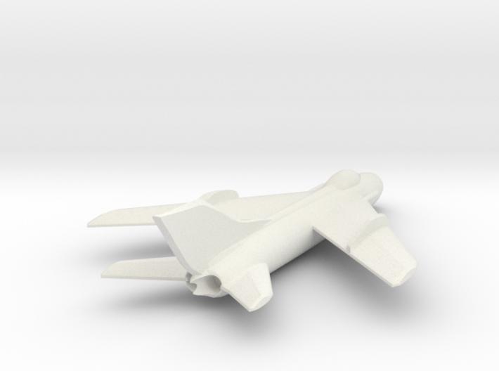 Mig-19 1:200 X1 3d printed
