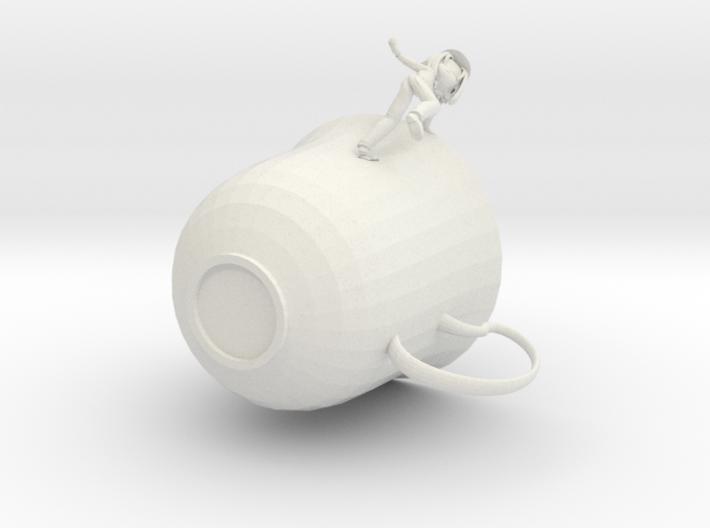 TheTeacup 3d printed