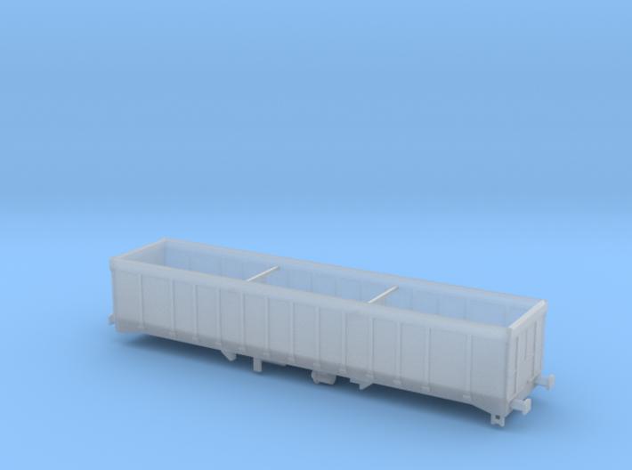 IOA Wagon 3d printed
