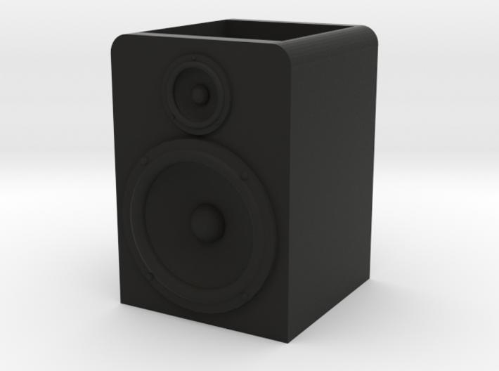 Speaker Planter 3d printed
