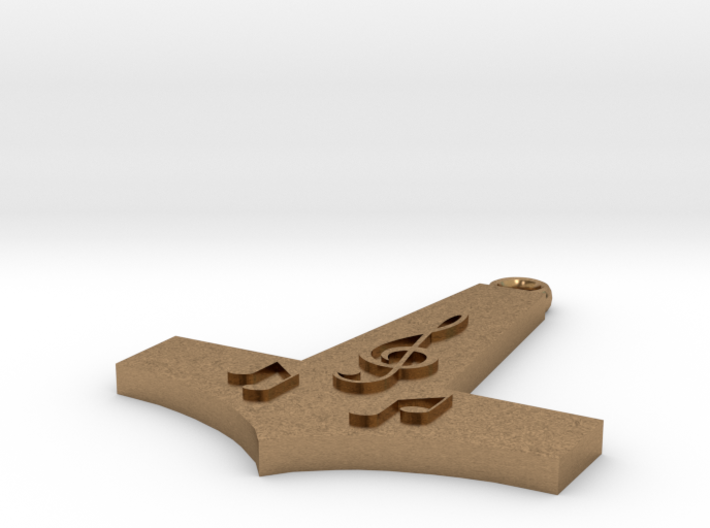 Musical Hammer 012 3d printed
