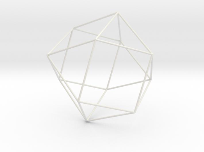 Cubooctaedro1 3d printed
