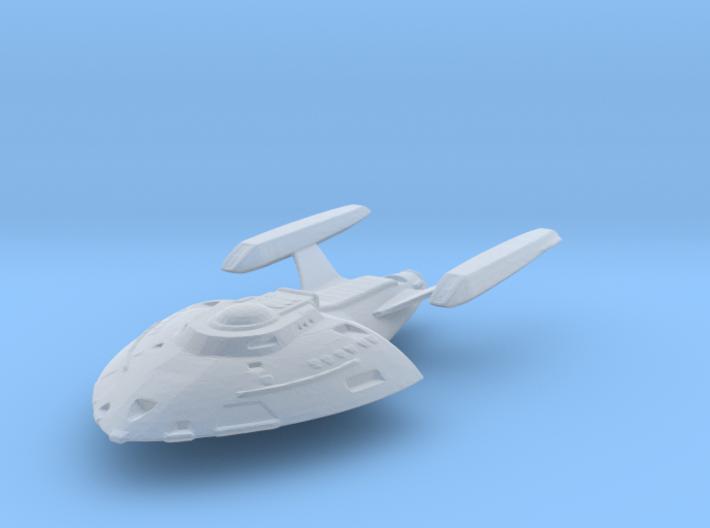 USS Rhode Island 3 Inch 3d printed