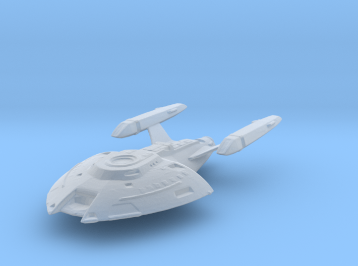 Uss Equinox 3 Inch 3d printed