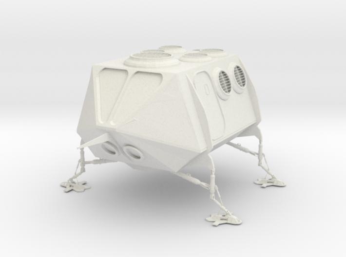 Lander 3d printed