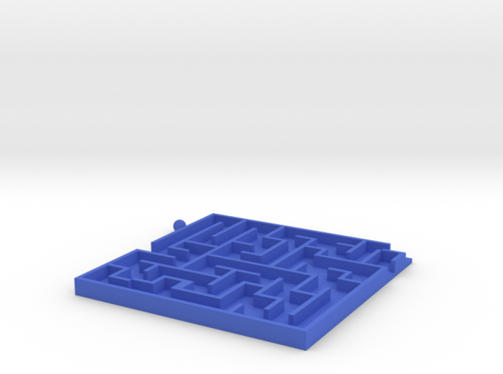 Toy Maze 3d printed