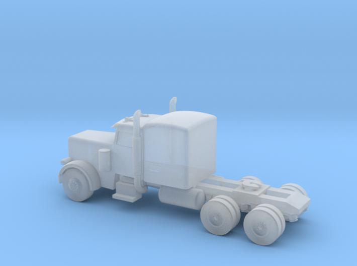 Fleetmaster Sleeper 3d printed