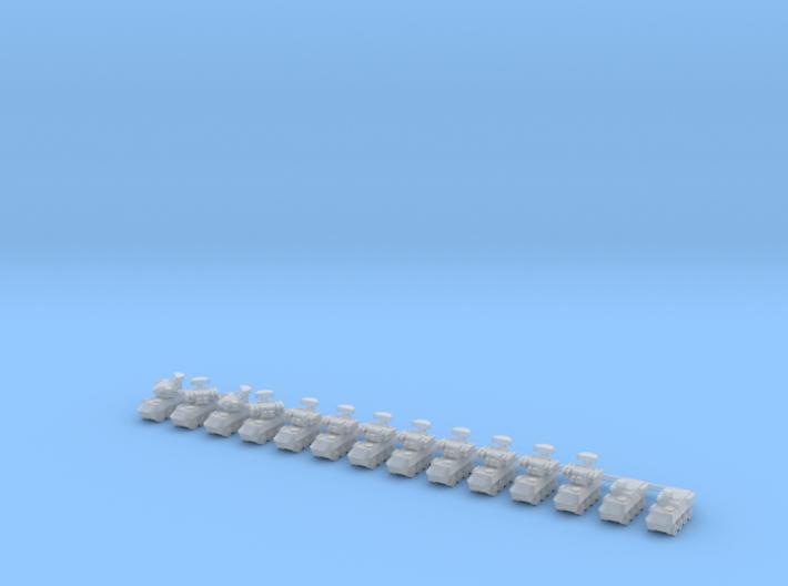 1/700 LAV 'THOR' (ADATS) (x14) 3d printed