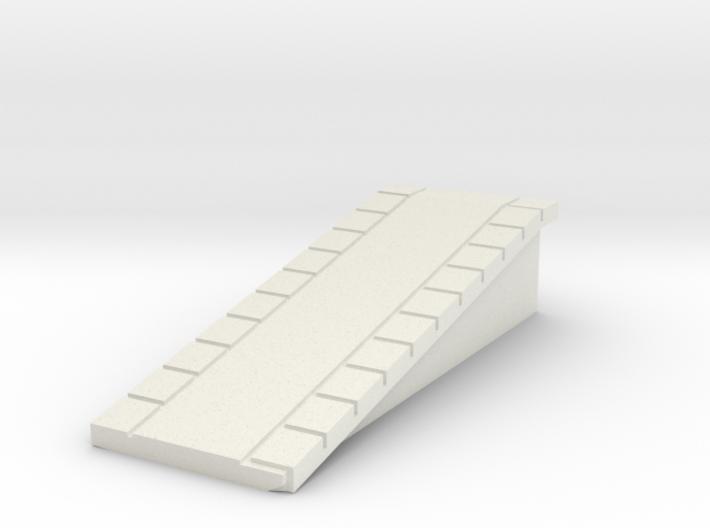 T Gauge Perronhelling/platform incline Smal (1:450 3d printed