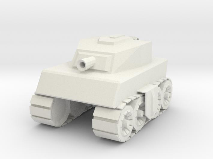 Tankmm 3d printed