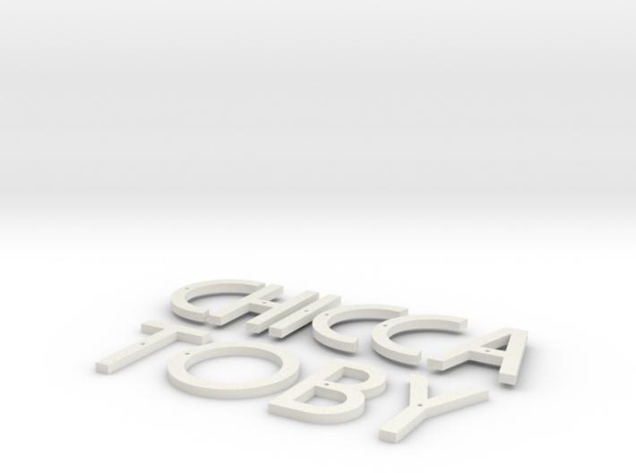Targa-Saimer 3d printed