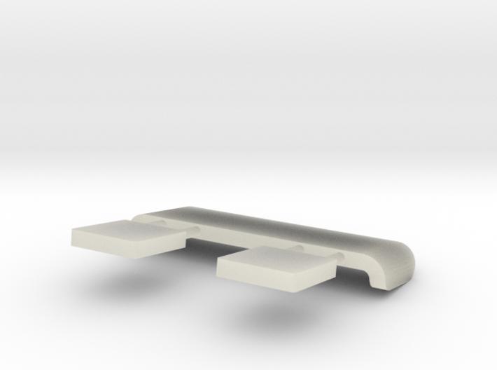 SPARTAN WINDOWS 3d printed