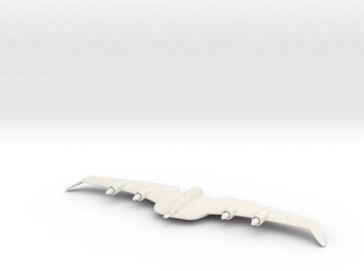 1/200 Columbia Design Bureau Egret 3d printed