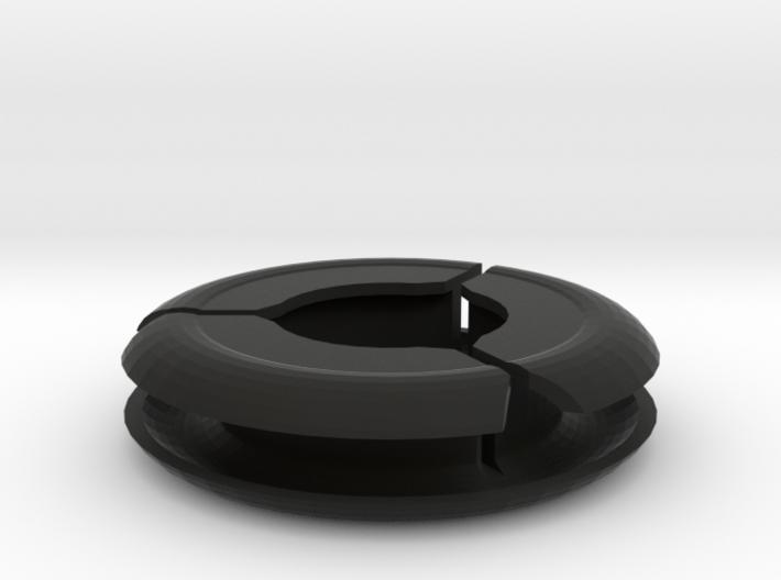 Earbud Reel 3d printed