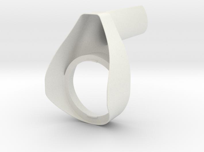 A2 Straw Foil 3d printed