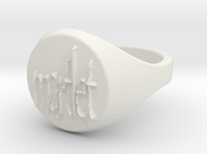 ring -- Wed, 19 Jun 2013 23:04:12 +0200 3d printed