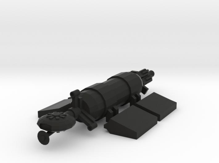 Mind Bender Freighter V2 3d printed