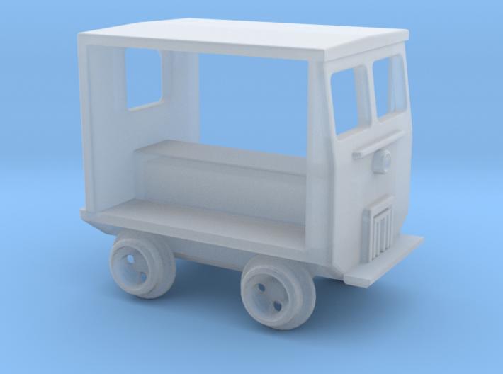 z Gauge 1:220 Fairmont Speeder Typ 2  3d printed