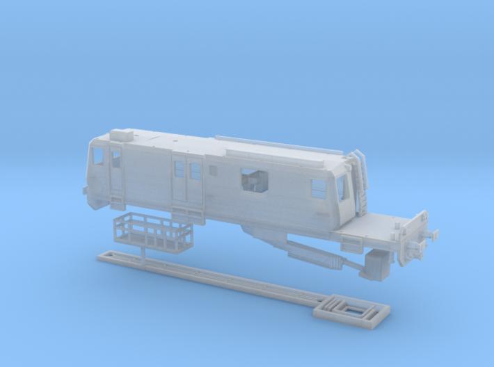 ÖBB X 552 mit lackier Hilfe 3d printed