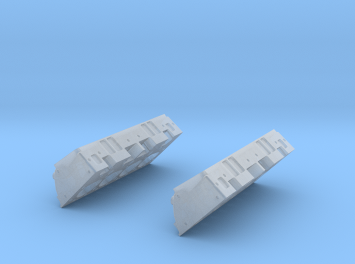 1 16 SBC High Detail Heads 1 Pack 3d printed