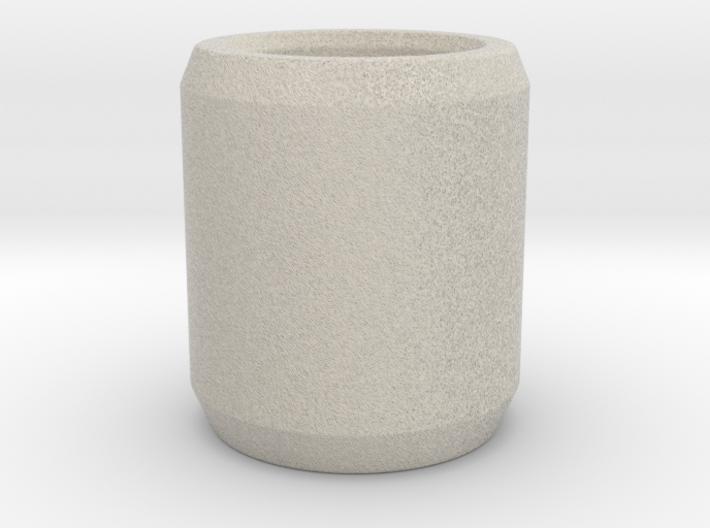 Custom Barrel Thread Protectors 3d printed