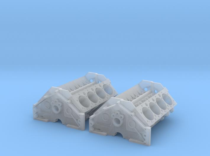 1 16 SBC High Detail Block 2 Pack 3d printed