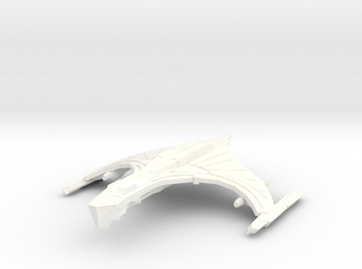 DeathHawk Class Cruiser 3d printed
