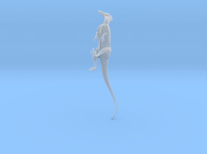 1/72 Cryolophosaurus - Walking 3d printed