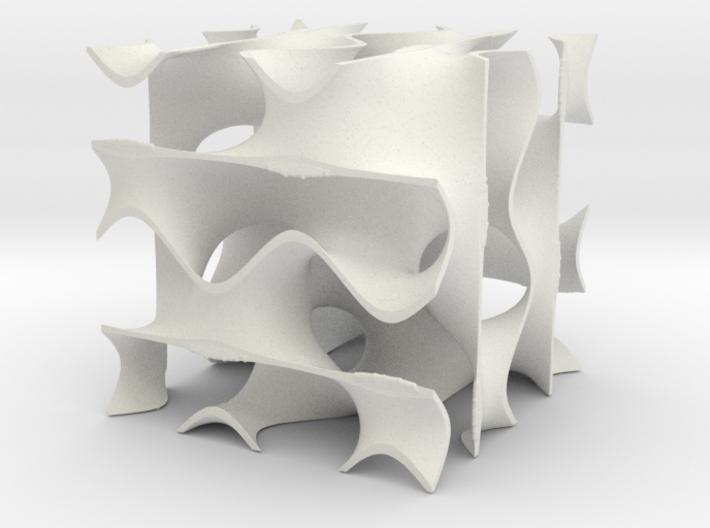 NodalC(y) 3d printed