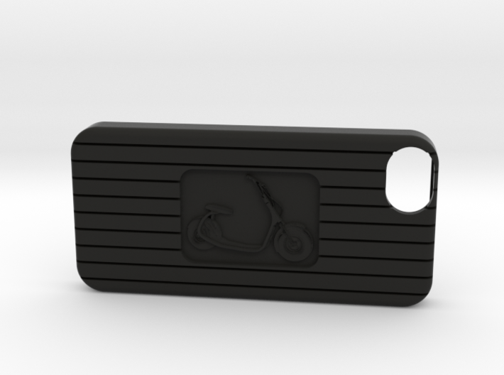 iPhone 5 Scooter 2 case 3d printed