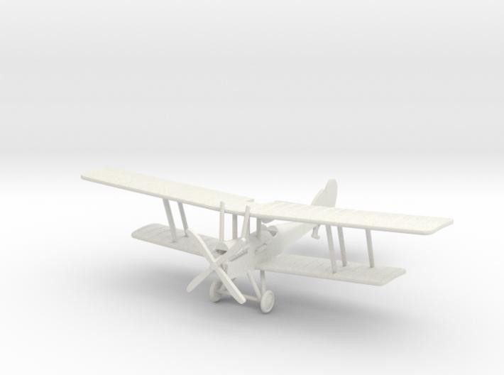 RAF B.E.12a 1:144th Scale 3d printed