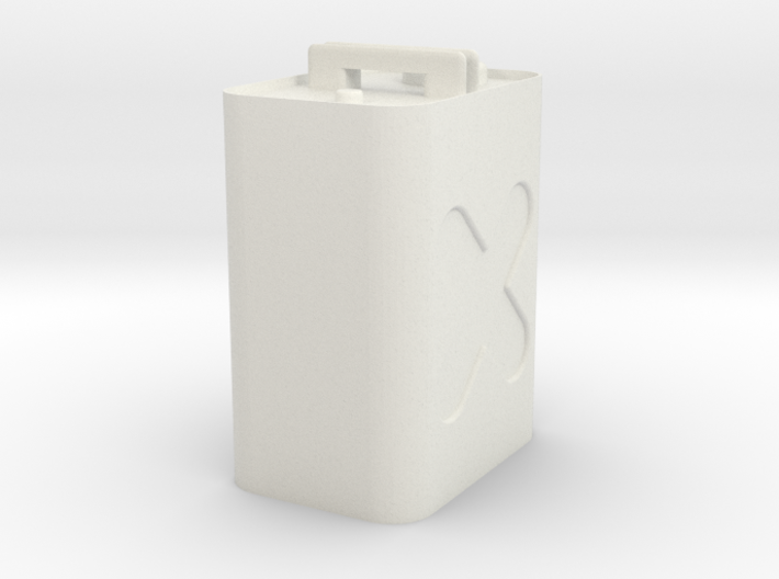 Gas Can 3d printed
