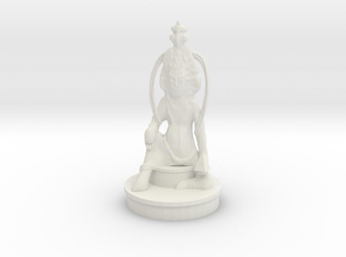 Aztec Buddha 3d printed