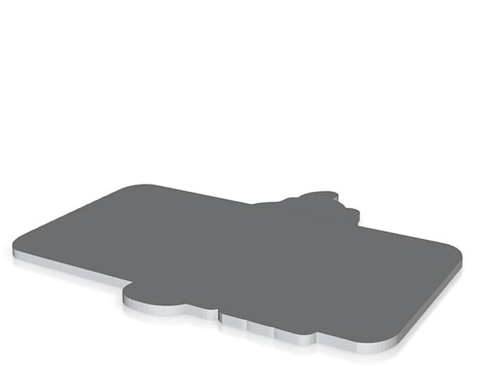 Logo bottom 2 3d printed