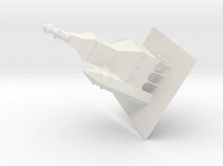 Tielt belfort 3d printed