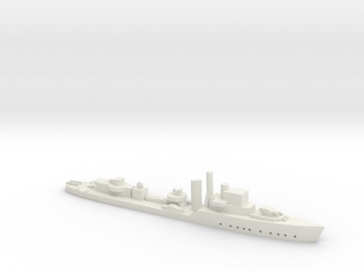 Adrias (Hunt III class) 1:1800 3d printed