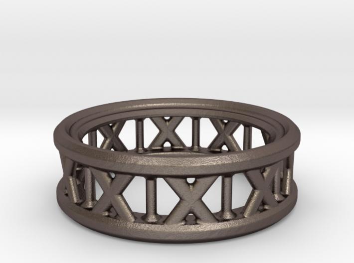 Mech Ring 3d printed